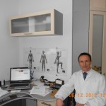 Лікар Богдан Паленичак