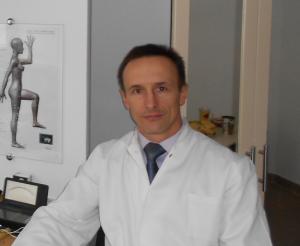 Лікар-гірудотерапевт БогданПаленичак